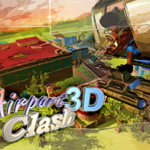 Airport 3D Clash